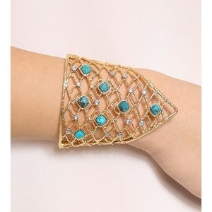 stone semi lace lyst crystal bittar multistone gold multi bracelet semiprecious alexis cuff normal precious lucite gallery product imperial jewelry